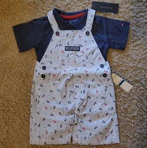 Tommy Hilfiger Boys 24-Month 2-Piece Set